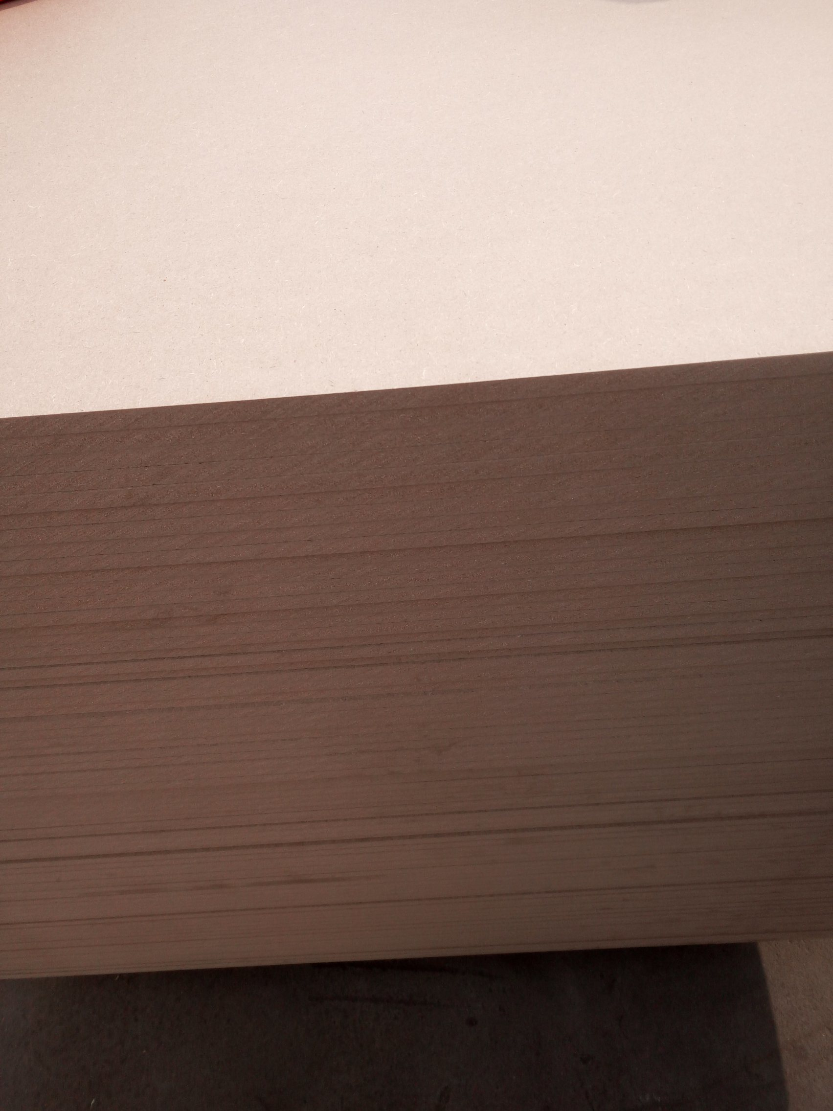 Beech and Cherry MDF /Veneer MDF