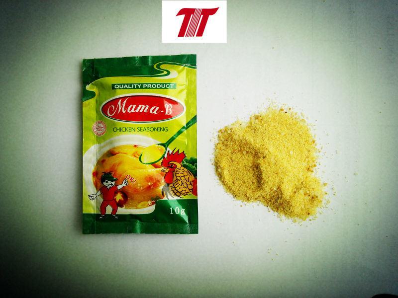 4 G Good Taste Chicken Flavor Powder, Seasoning Powder