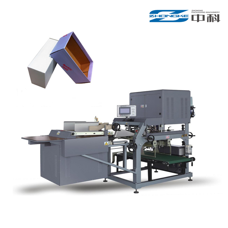 Cardboard Box Making Machinery (ZK-660A)