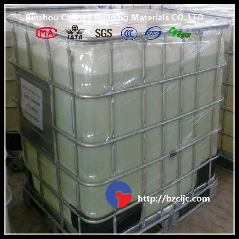 High Performance Concrete Superplasticizer Based on Polycarboxylate (sr-50)