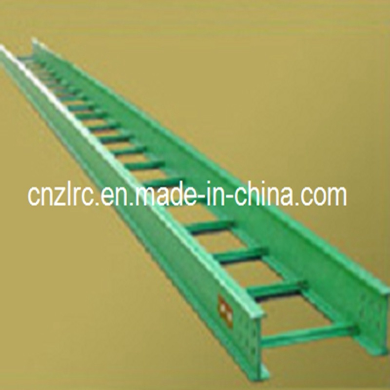 Fiber Glass GRP FRP Pultrusion Profile Fiberglass Cable Ladder