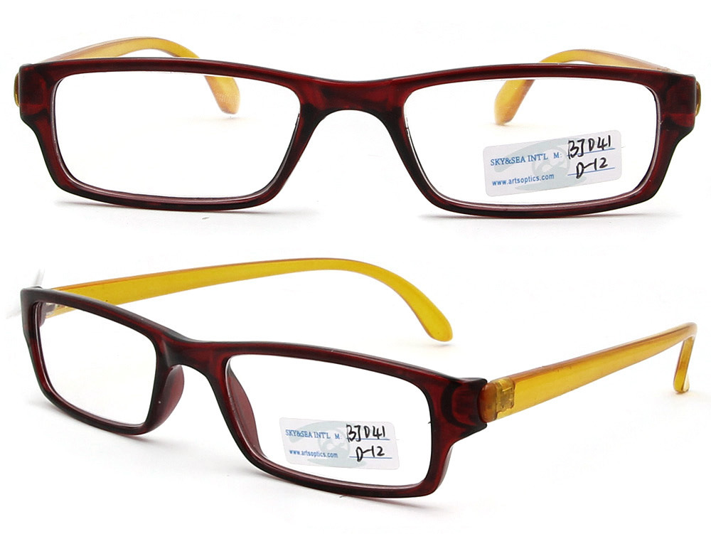 China 2012 Latest Styles Eyeglasses Plastic Frames Glasses ...