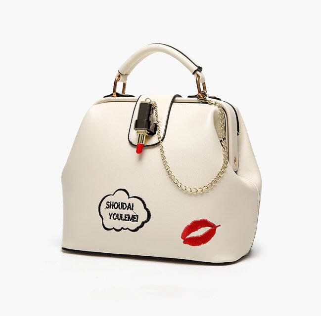 2017 New Design Fashion Printing Handbag