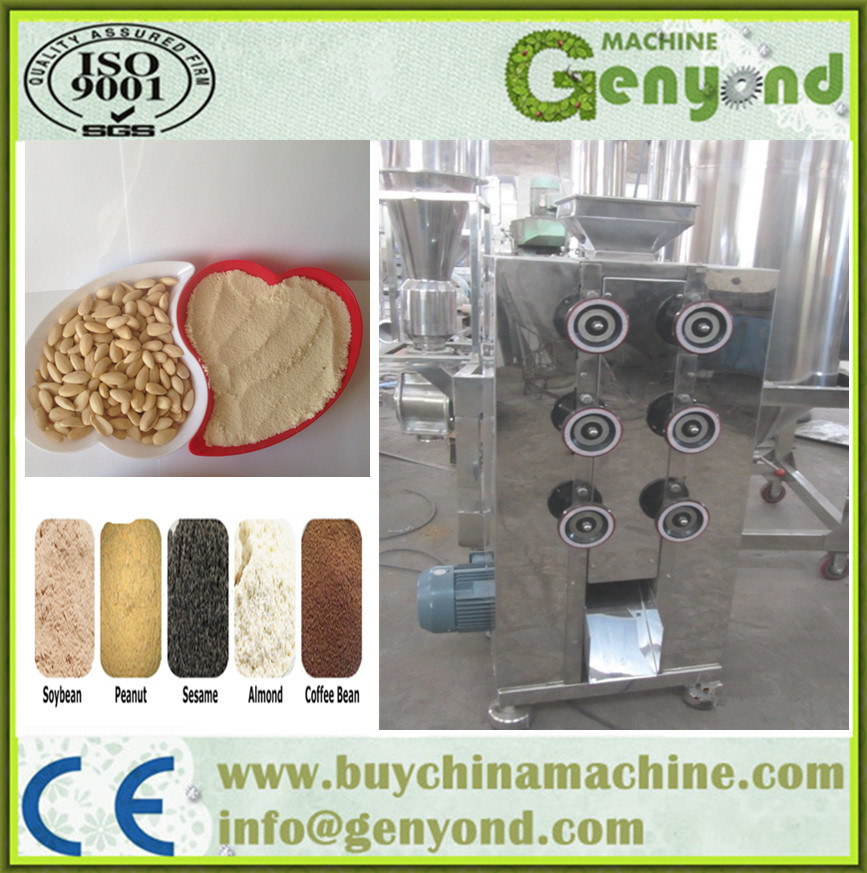 Stainless Steel Peanut Butter Grinder Machines