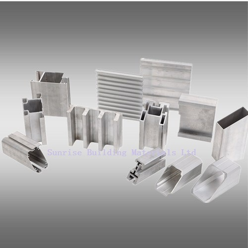 Aluminium Extrusion for Internal and External Doors