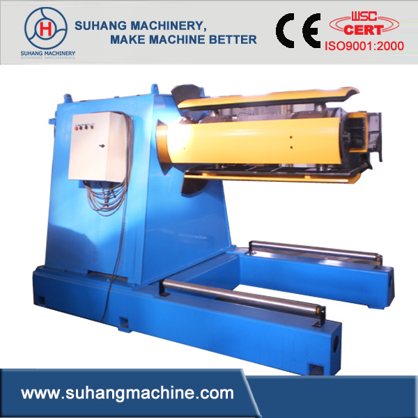 for Metal Sheet Roll Forming Machine Hydraulic Decoiler