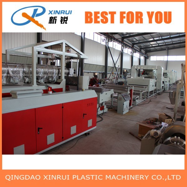 PVC Anti-Slipping Carpet Extruder Production Line