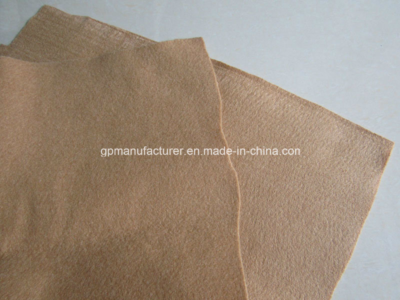 Brown/Tan Color Non Woven Geotextil as Geo-Pot/Geopot