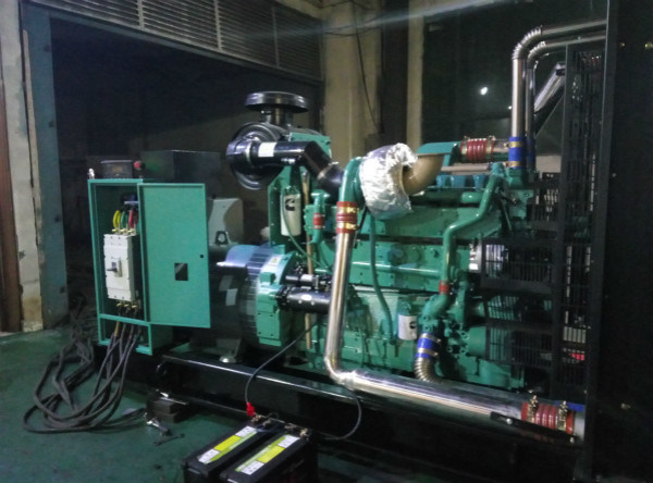 Diesel Generator Set Open Type silent Type for Factory