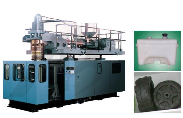 Automatic Blow Moulding Machine 160L - 250L