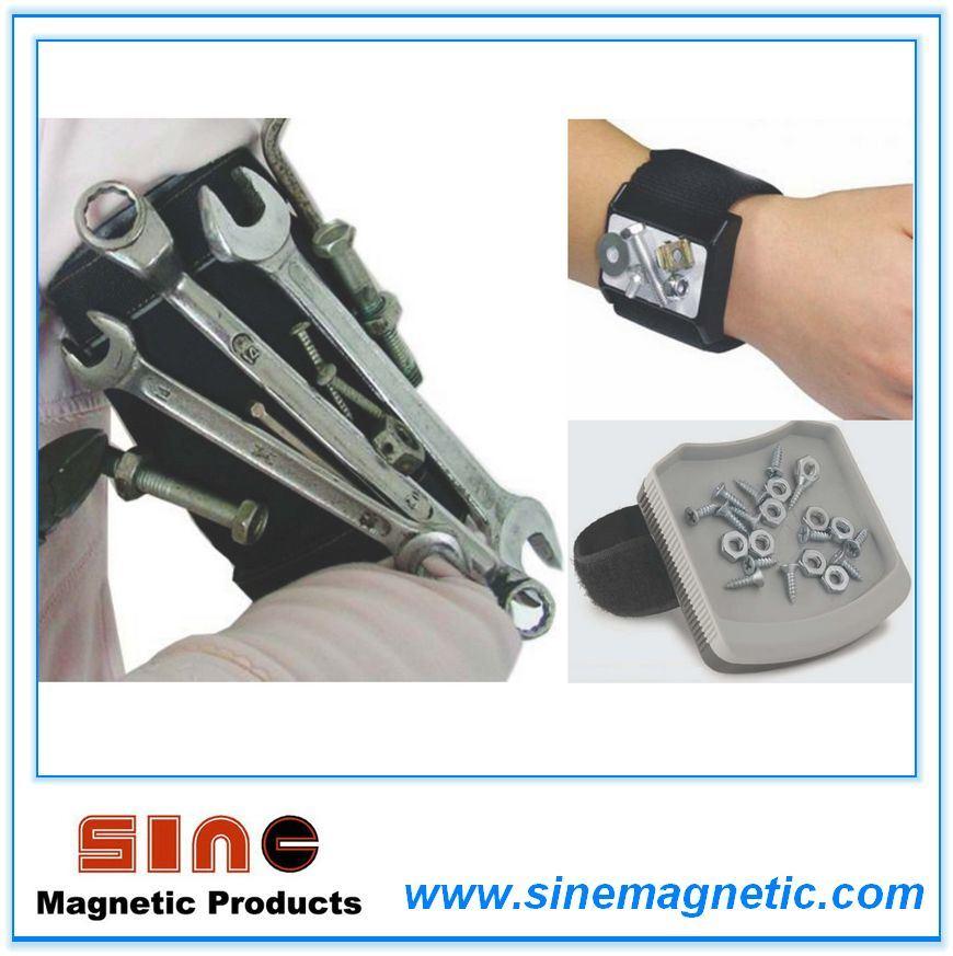 Professional Repairing Tools Rectangle Wrist Magnetic Watch Holder/Handware Tool
