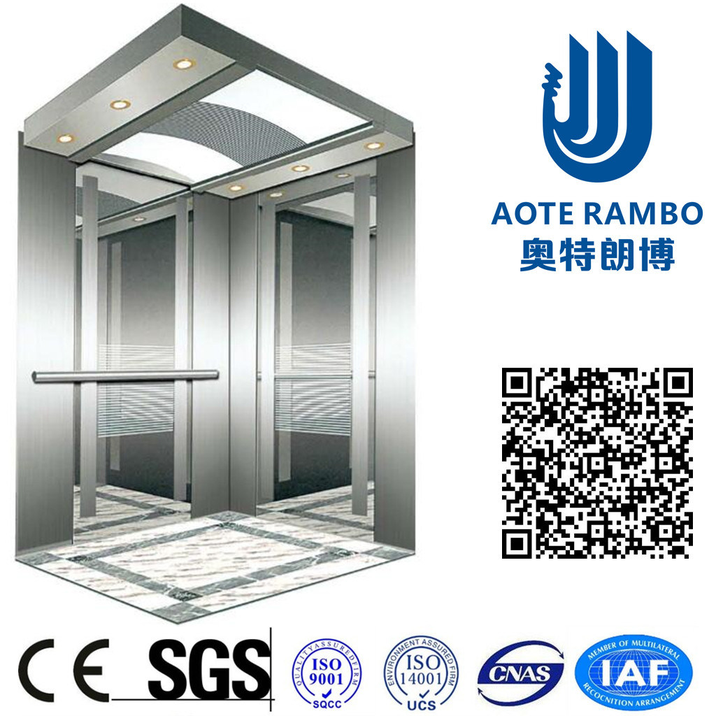 Passenger Lift with AC Vvvf Drive From German Technology (RLS-104)
