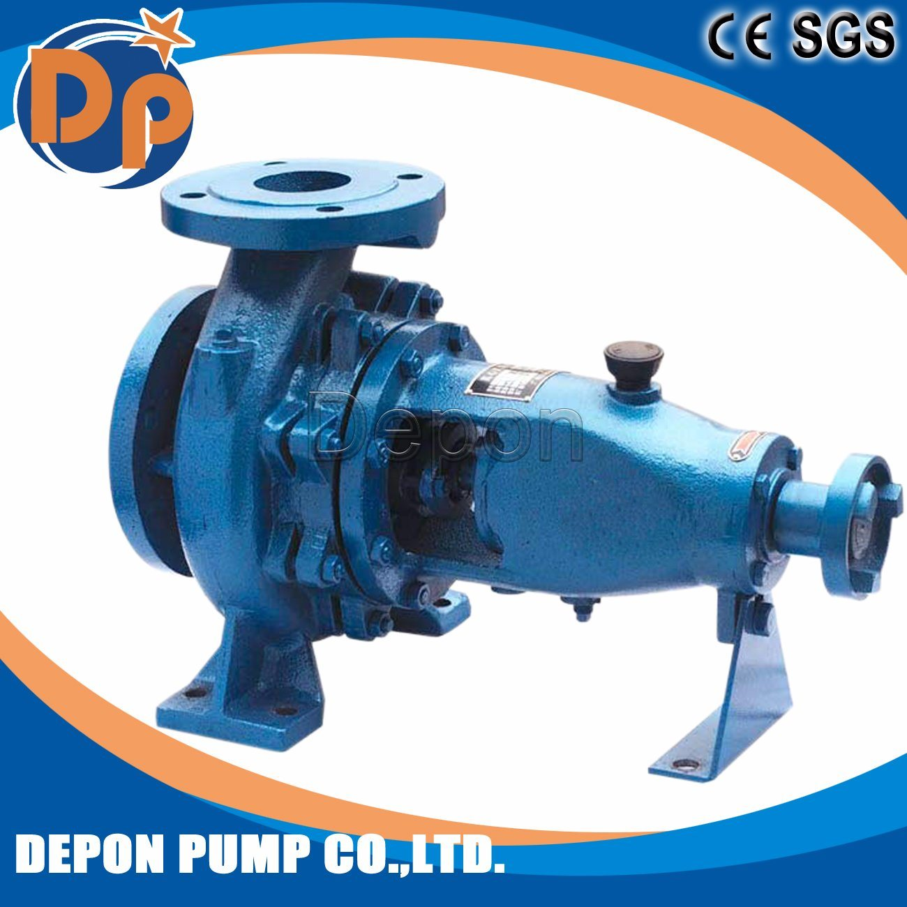 Circulation Water Pumps for Factory and Mining