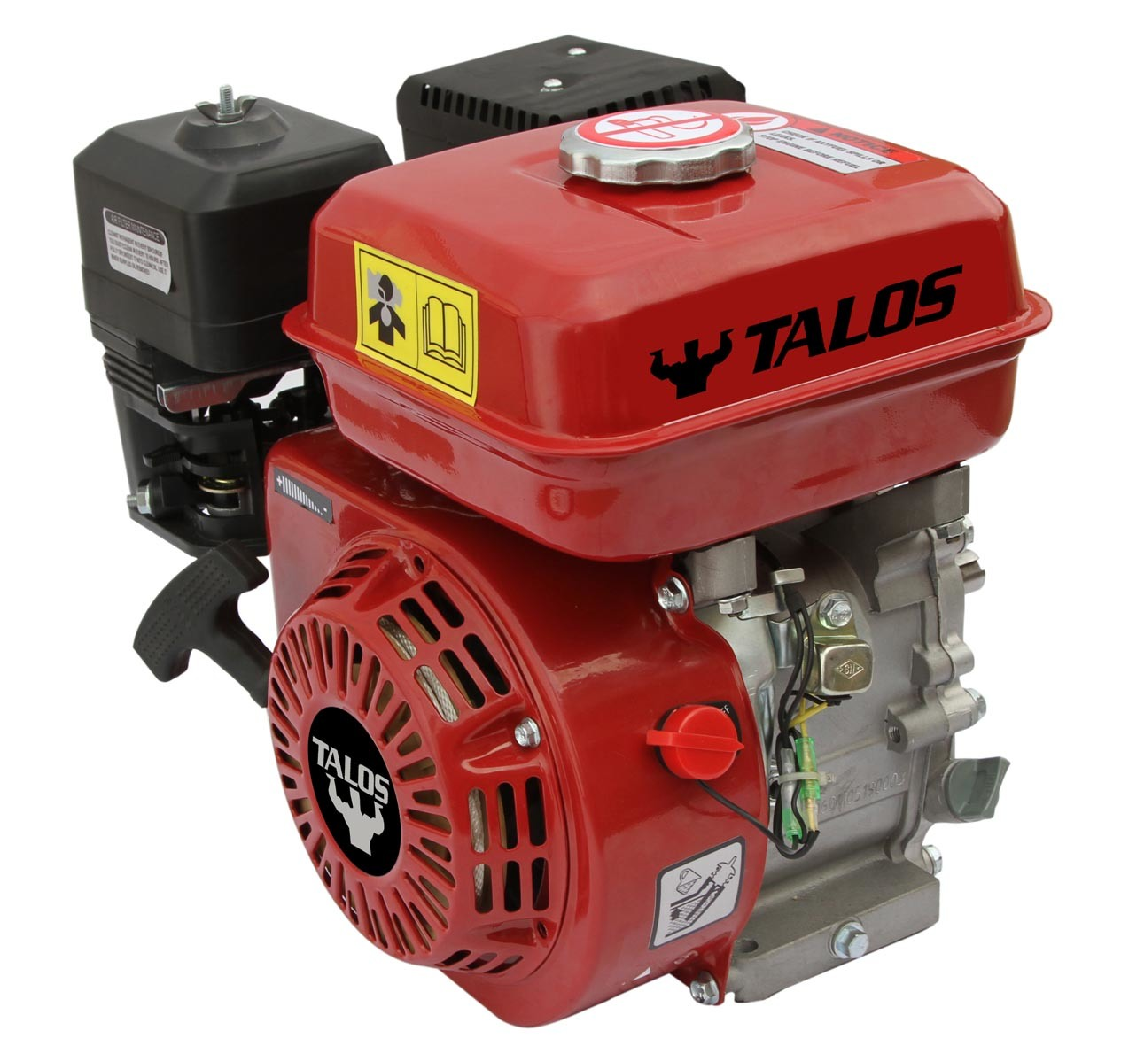 4-Stroke Horizontal 5.5HP Gasoline Engine (T160)