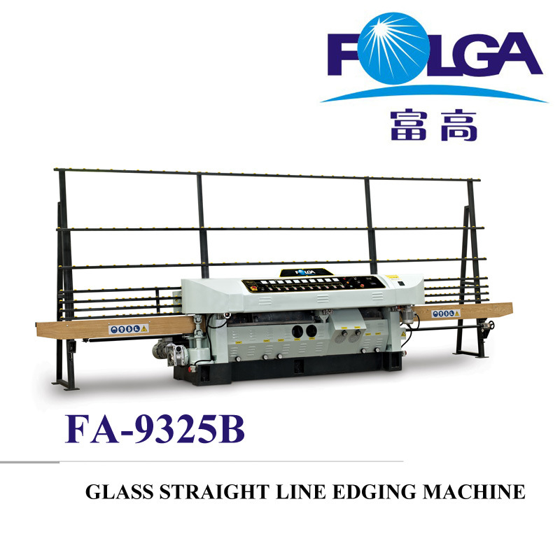 Fa9-325b Glass Straight Line Edging Machine