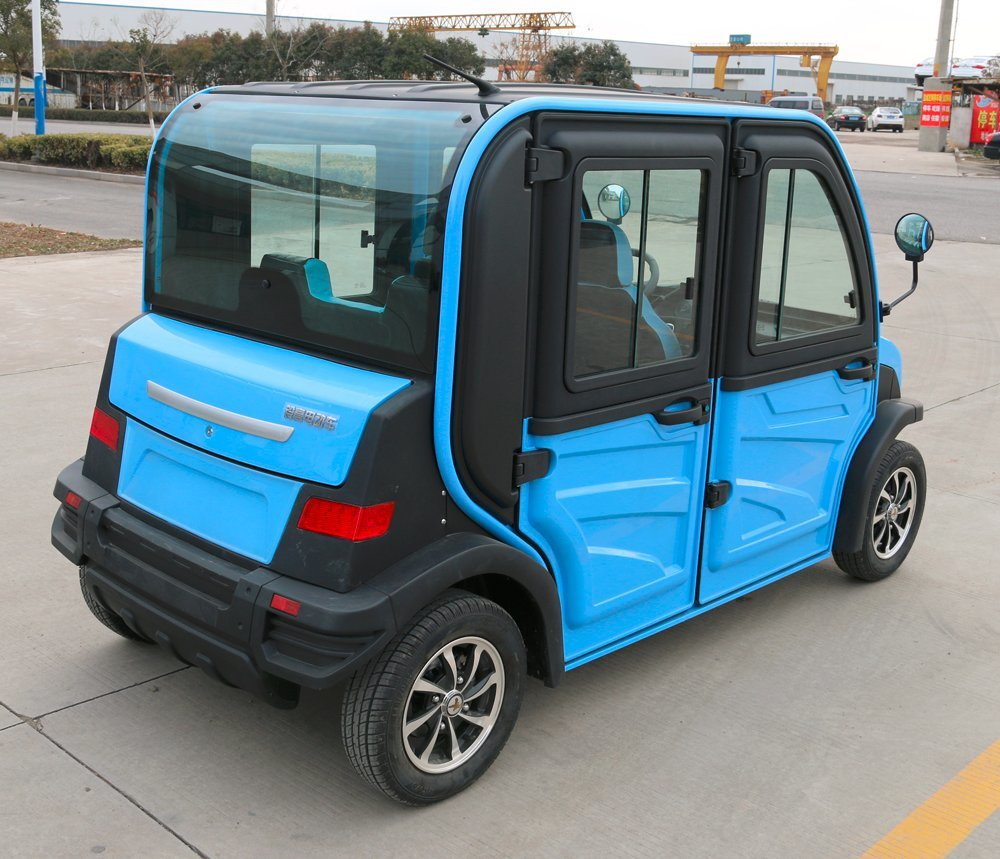A7 Street Electric Car of 4 Seats
