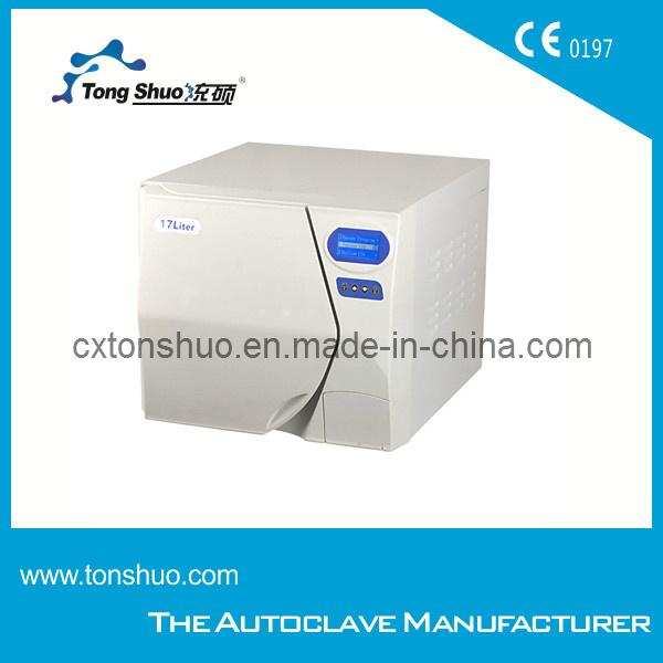 Class B+ White Color Medical Autoclave (14L)