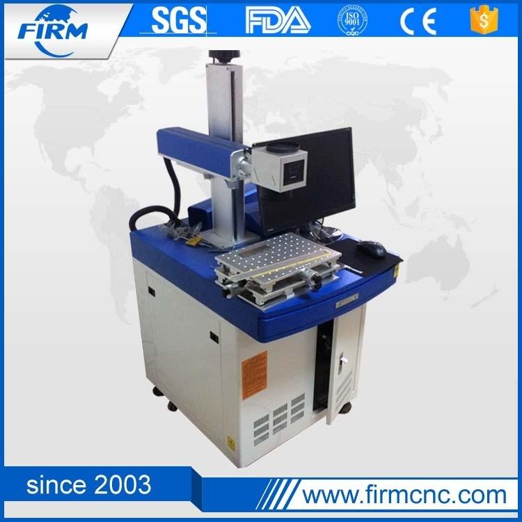 Best Quality Stainless Steel, Wood Aluminium Laser Marking Machine