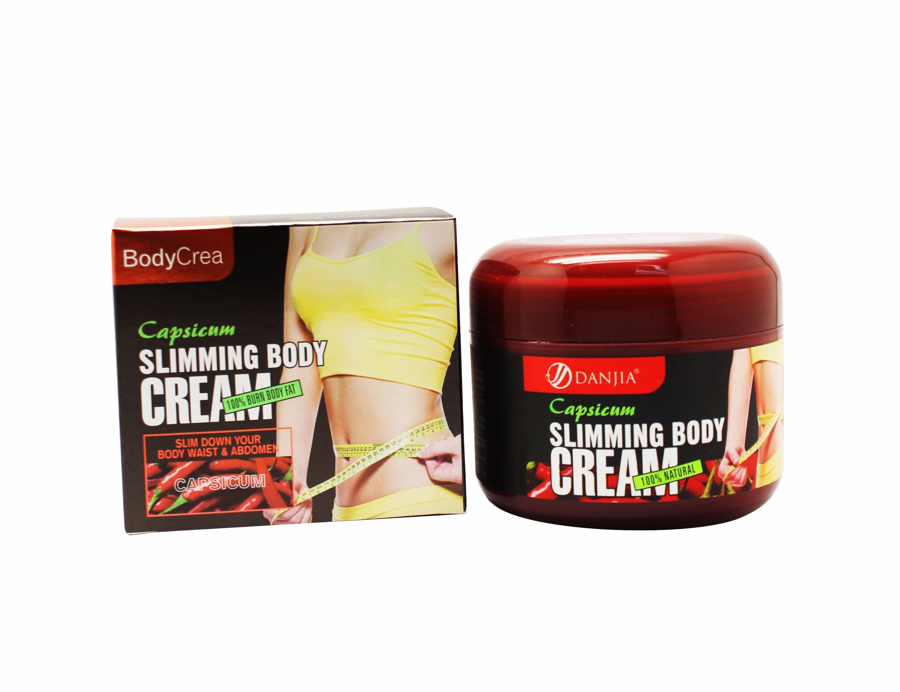 Capsicum Slimming Body Cream Beauty Products