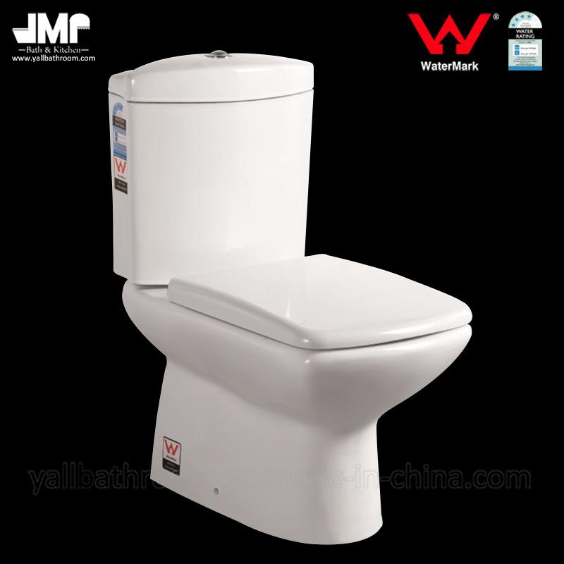 Watermark Sanitary Ware Close Stool Bathroom Ceramic Toilet
