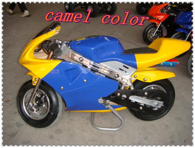 Cheapest 49cc Pocket Bike (ET-PR204) , Children Mini Moto Bike, Hot! 49cc Mini Motorcycle