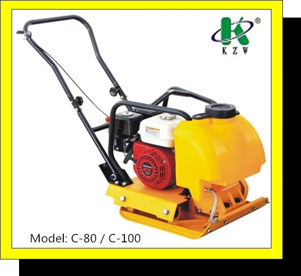 Vibrating Plate Compactor with 13.0kn (C-80, C-100)