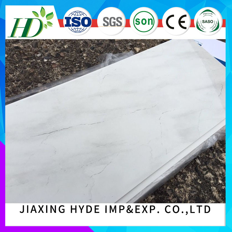 20cm Width PVC Ceiling Panel Builing Waterproof Material