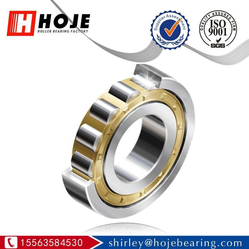 Single Row Open Type Cylindrical Roller Bearing Nj207 Nj2207 Nj307 Nj2307 Nj407