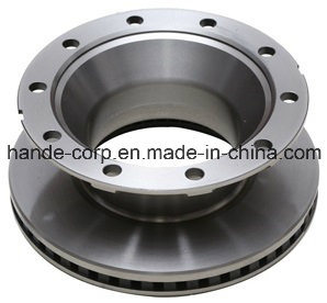 Truck and Trailer Brake Disc/Rotor with ECE R90 Certificate