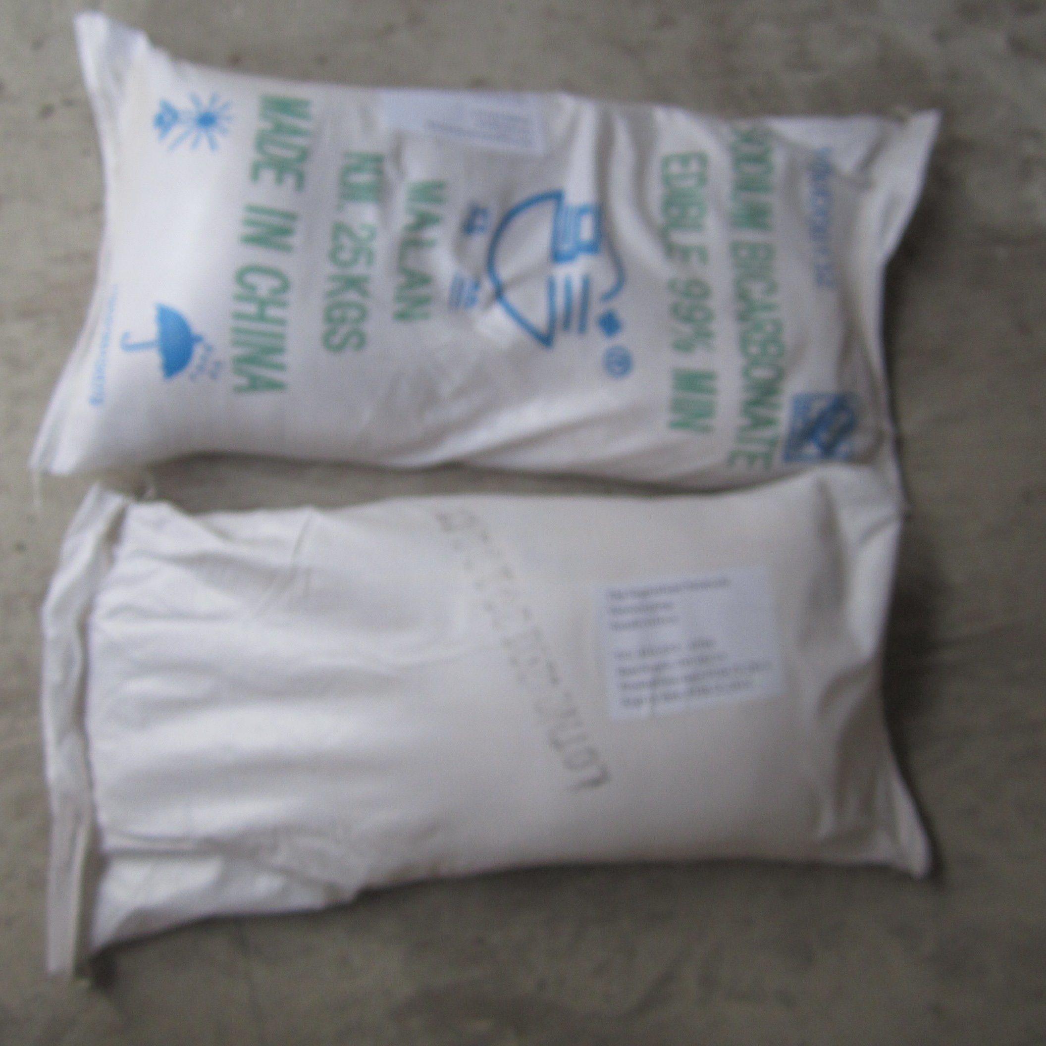 Halal Certificate Food Grade Sodium Bicarbonate