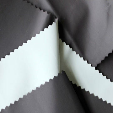 Waterproof Nylon Taffeta Coated Fabric