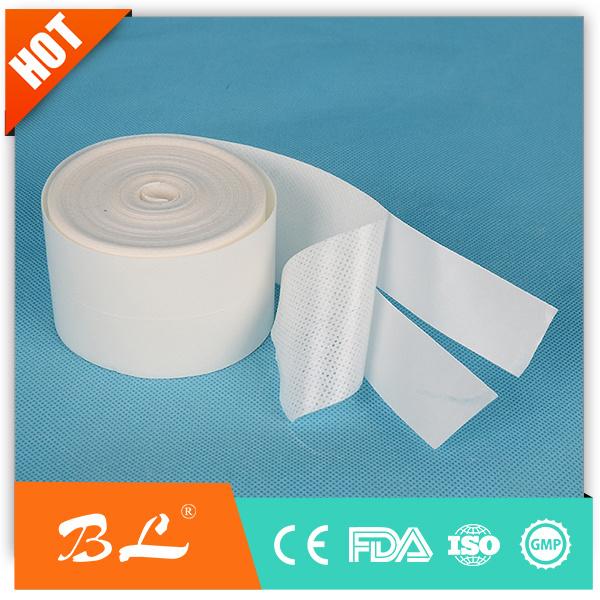 Non Woven Fix Roll 10cmx10m Non Woven Wound Dressing Fix Roll