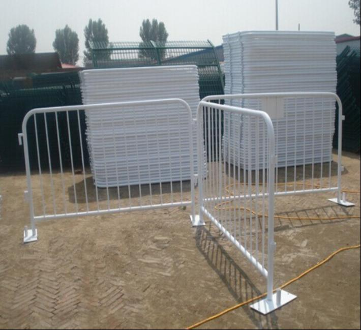 Crowd Control Barrier/Removable Steel Barrier