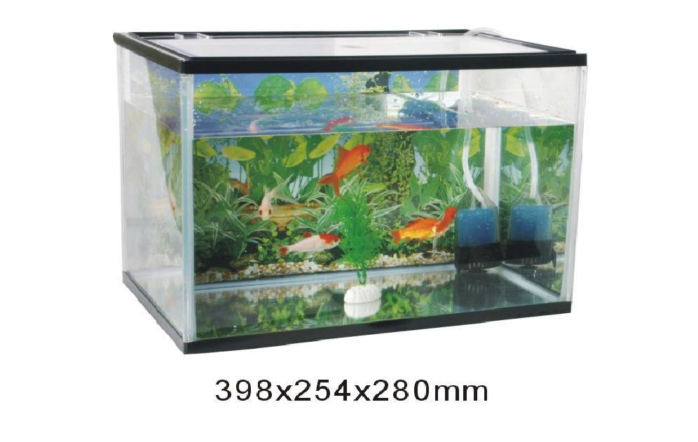 China Small Glass Fish Aquarium (YG-16A) - China Aquarium, Pet Product