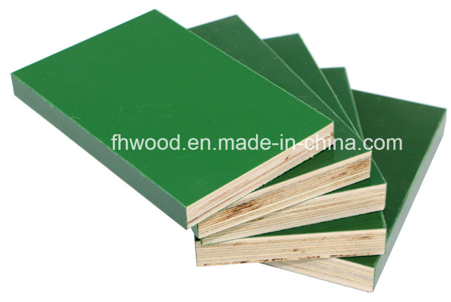 Chinese Filmfaced Plywood for Construction (15FH-FFP03)