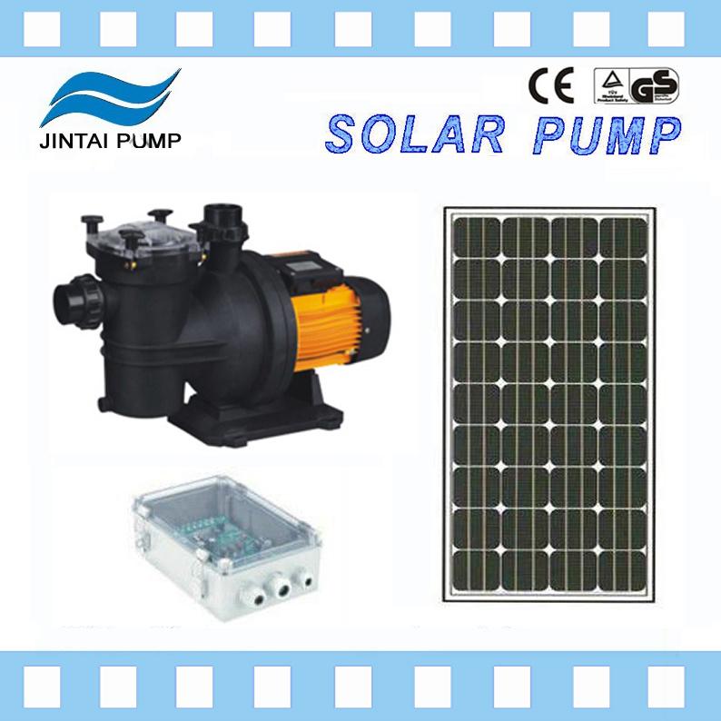 Solar Powered DC Swimming Pool Water Pump (JP)