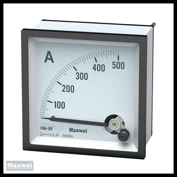 Analog Ammeter Animation : China dc analog panel current meter electrical ammeter