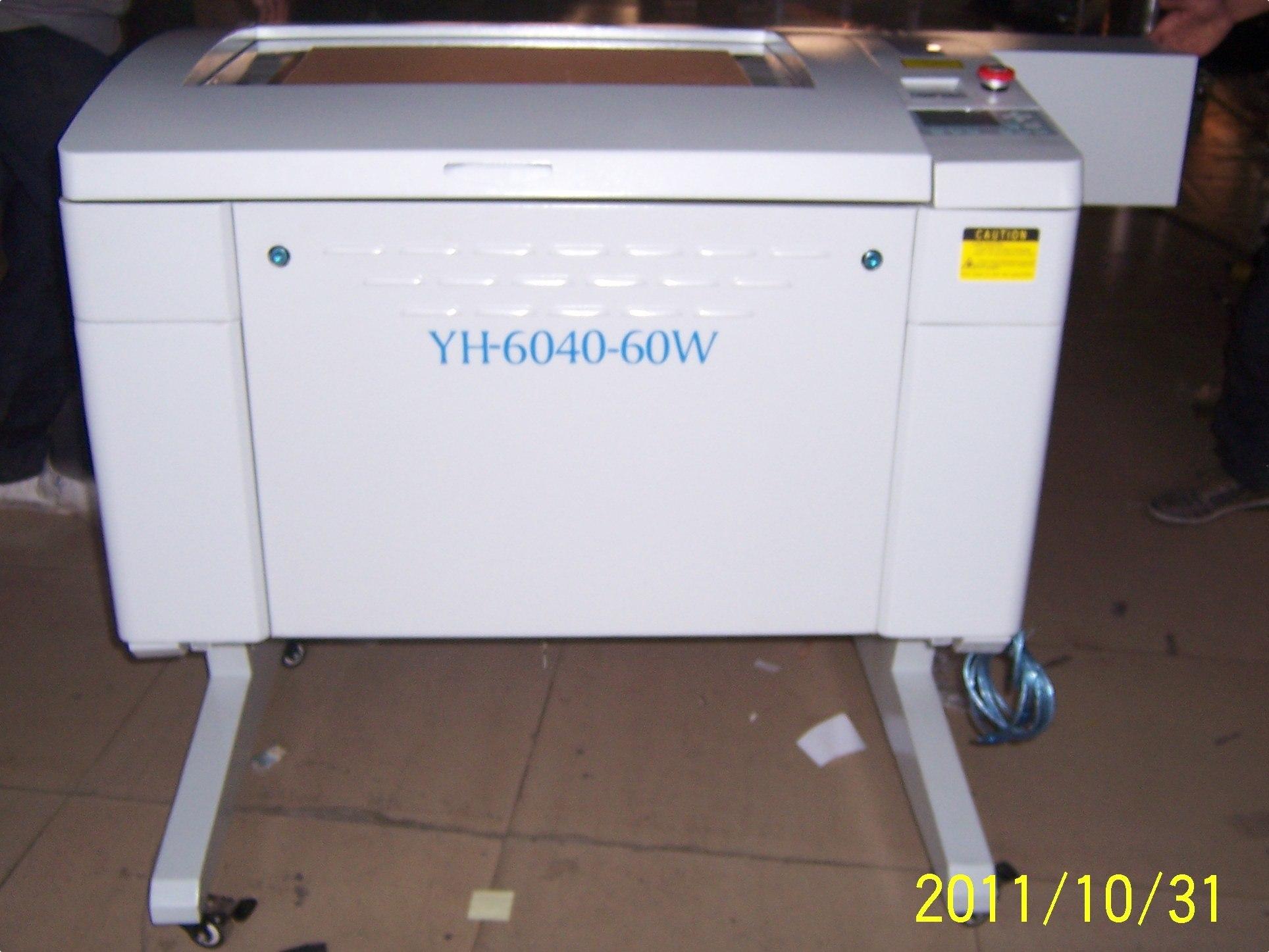 Laser Cutter, Laser Engraver, CNC Engraver (YH-6040N)