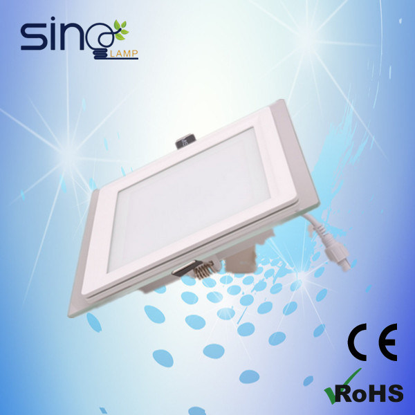 LED Recessed Downlight Sqaure Type 12W