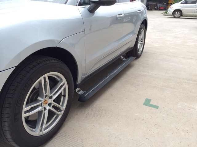 for Porsche Macan Auto Parts Auto Accessories Power Side Step Electric Side Step