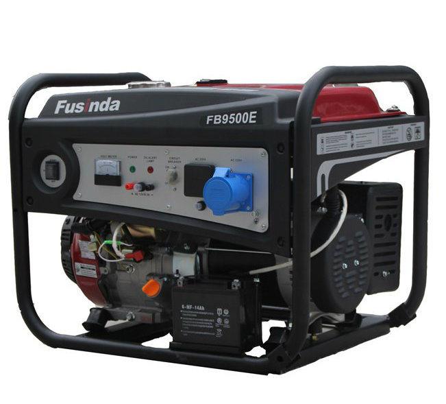 2kVA -7kVA Senci Alternator Generator