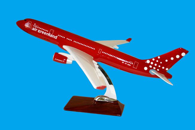 Resin Plane Model Customized Model Plane Quantas A330 Airplane Model