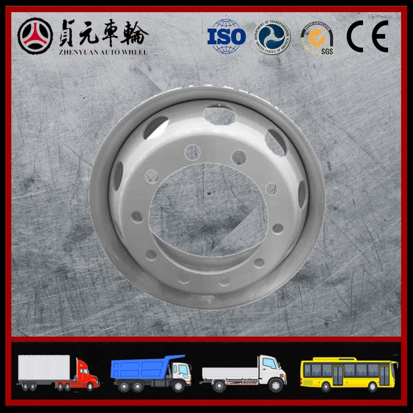 The Manufacturer Light Weight Steel Wheel (8.25*22.5)