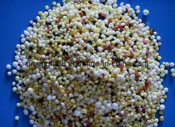 NPK Fertilizer 15-15-15, Chemicals Compound Fertilizer