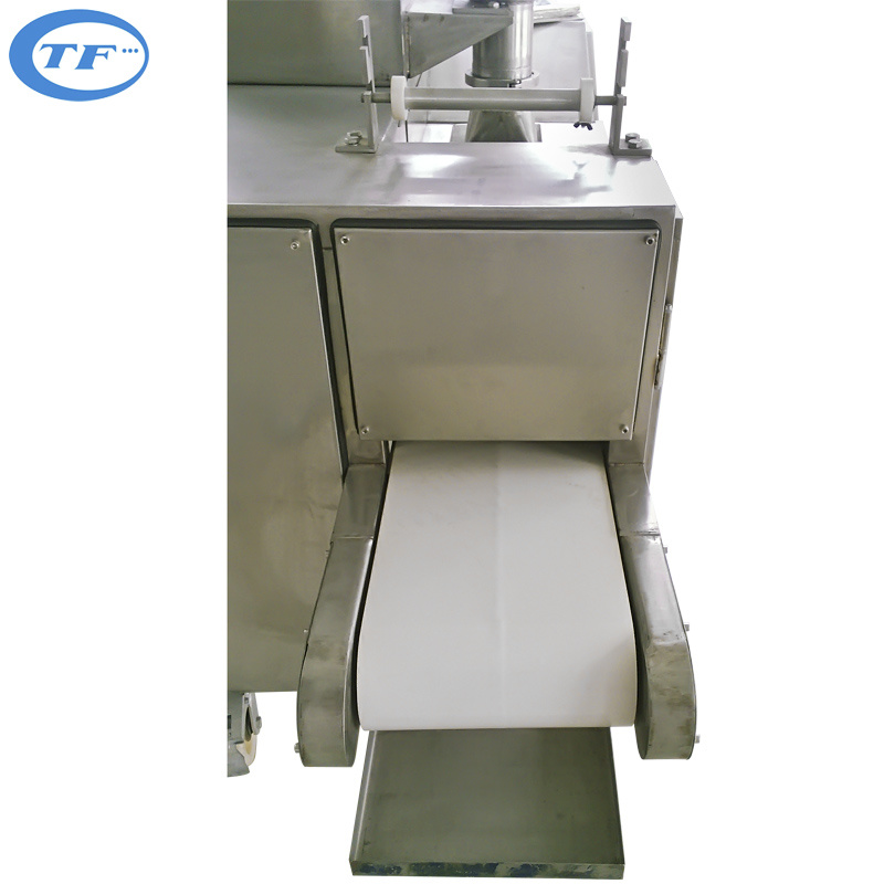 Stainless Steel Special Shape Dumpling Machine