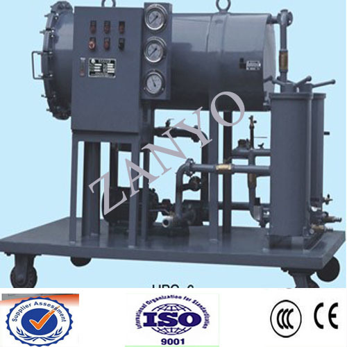 Used Light Oil Coalescence-Separation Purifier