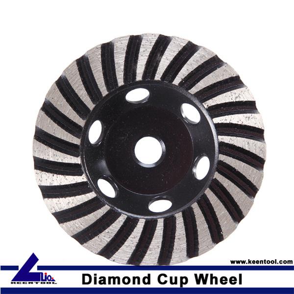 High Quality Diamond Tools Diamond Cup Wheel Diamond Grinding Wheel Diamond Shoes for Polishing