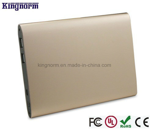 Aluminum Alloy Case 20000mAh Power Bank