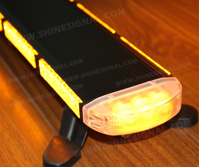 Super Thin LED Police Warning Emergency Ambulance 1W Light Bar