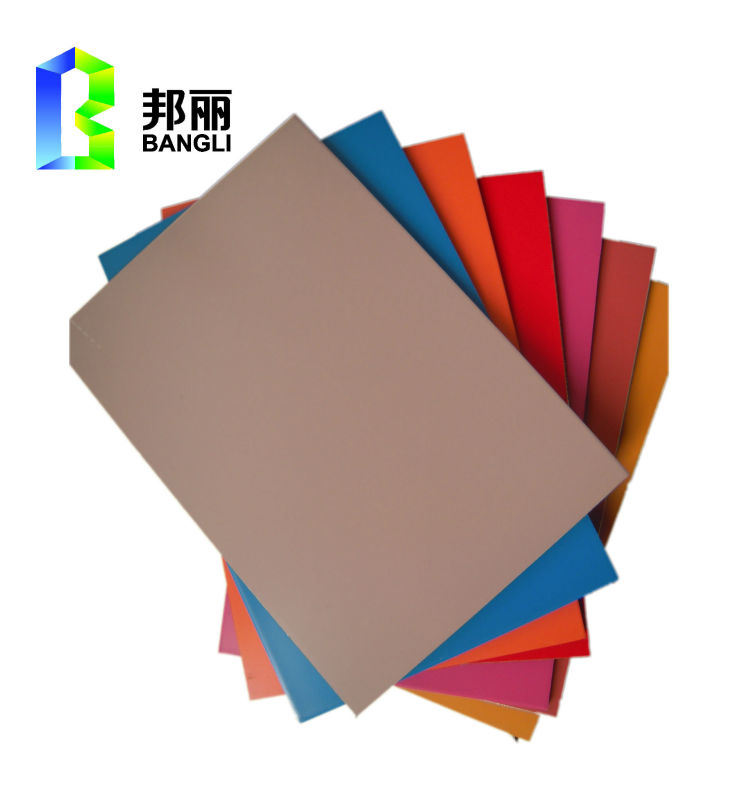 Aluminium Cladding Panel PVDF ACP Panel Wall Facades